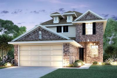 Humble Single Family Home For Sale: 11011 Sun River Falls Drive