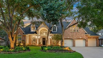 The Woodlands Single Family Home For Sale: 262 Cape Jasmine Court