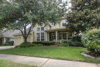 Seabrook Single Family Home For Sale: 1618 Pebble Banks Lane