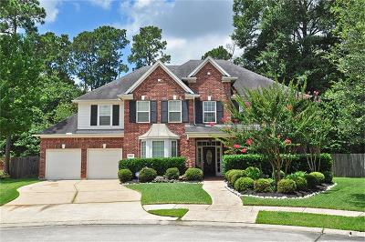 Humble Single Family Home For Sale: 18002 Crescent Royale Way
