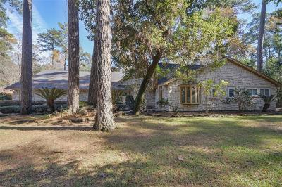 Kingwood Single Family Home For Sale: 2931 Kings Forest Drive