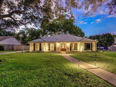 Katy Single Family Home For Sale: 6106 N Woods Lane