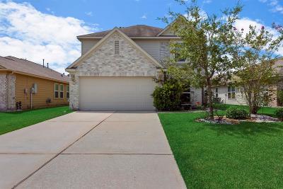 Conroe Single Family Home For Sale: 9840 Hyacinth Way