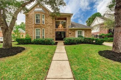 Katy Single Family Home For Sale: 2014 Garden Terrace Drive