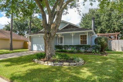 Sugar Land Single Family Home Pending: 10614 Grand Pines Drive