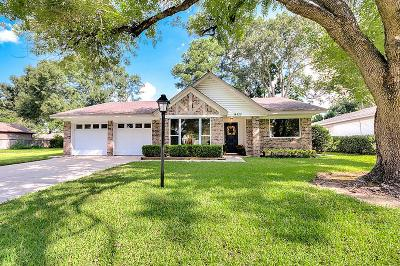 Harris County Single Family Home For Sale: 14122 Queensbury Lane