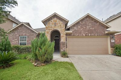 Kingwood Single Family Home For Sale: 21506 Kings Bend Drive
