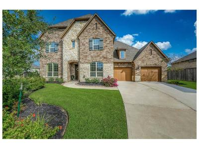 Tomball Single Family Home For Sale: 14 Beacons Light Place