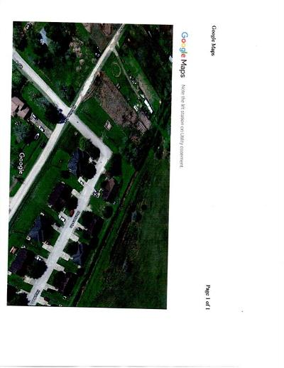 Eagle Lake Residential Lots & Land For Sale: Warwick