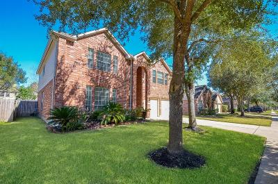 Cinco Ranch Single Family Home For Sale: 20210 Black Canyon Drive