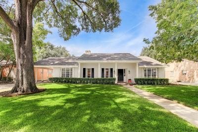Briargrove Single Family Home For Sale: 6142 Ella Lee Lane