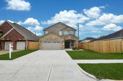 Fort Bend County Single Family Home For Sale: 4427 Lakeshore Forest Drive