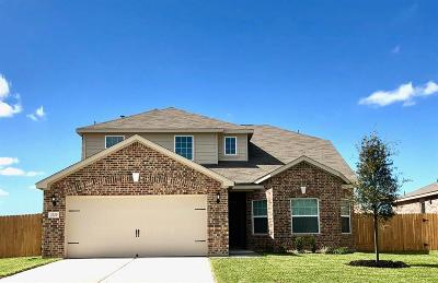 Texas City Single Family Home For Sale: 2329 Regatta Lane