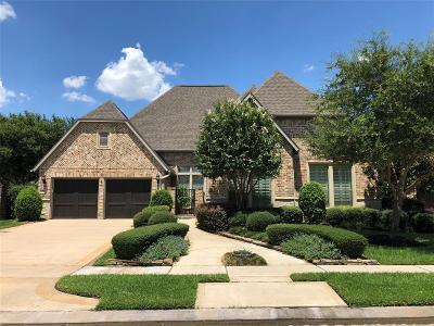 Sugar Land Single Family Home For Sale: 6903 Delamotte Lane