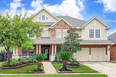 Katy Single Family Home For Sale: 26707 Wolfs Hill