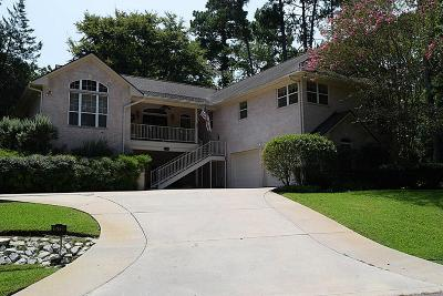 Willis Single Family Home For Sale: 15720 Lakeway Dr Drive