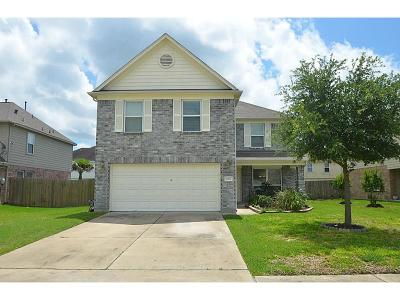 Rosenberg Single Family Home For Sale: 2107 Feather Hill Drive
