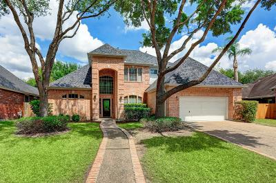 Houston Single Family Home For Sale: 13522 N Tracewood Bend