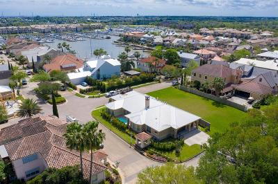 Kemah Single Family Home For Sale: 602 Harborside Way