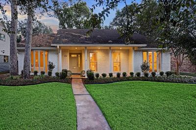 Houston Single Family Home For Sale: 5751 Braesheather Drive
