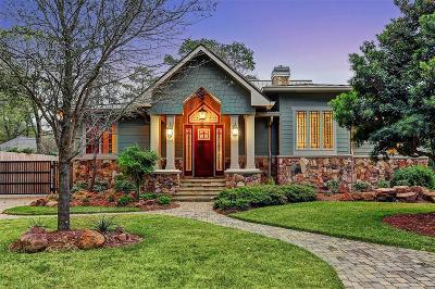 Houston Single Family Home For Sale: 6 Warrenton Drive