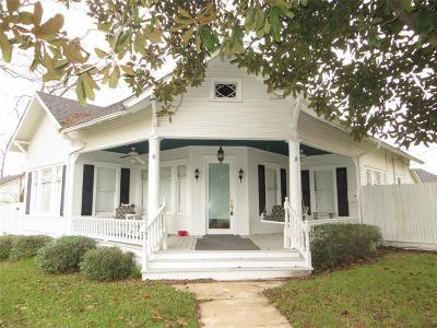 Bellville Single Family Home For Sale: 904 S Masonic