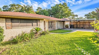Houston TX Single Family Home For Sale: $199,995