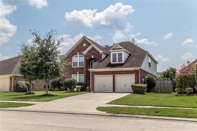 Humble Single Family Home For Sale: 9510 Garnet Falls Lane