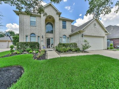 Pasadena Single Family Home For Sale: 4214 Blue Water Court