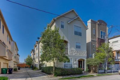 Houston TX Condo/Townhouse For Sale: $399,900