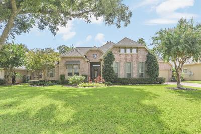 Fulshear Single Family Home For Sale: 4118 Weston Drive