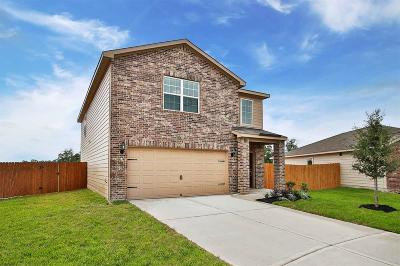 Humble Single Family Home For Sale: 15414 Hillside Mill Drive