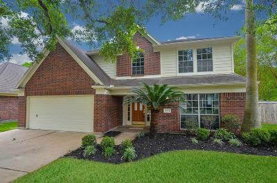 Katy Single Family Home For Sale: 1319 Lamplight Trail Drive