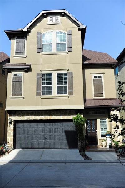 Kingwood Single Family Home For Sale: 2737 Kings Retreat Circle