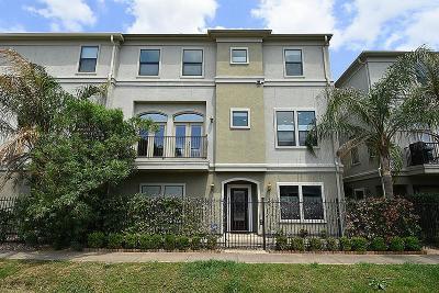 Houston Condo/Townhouse For Sale: 5443 Kansas