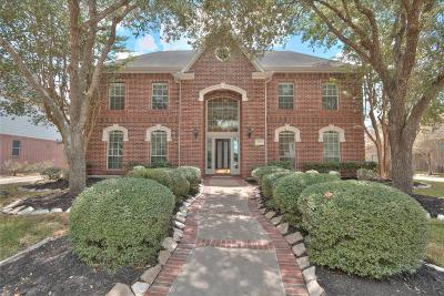 Pearland Single Family Home For Sale: 3622 Huggins Way Street
