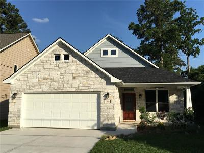 Tomball TX Single Family Home For Sale: $260,000