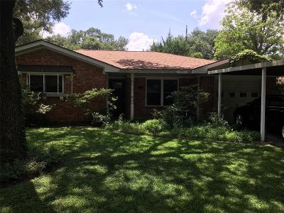 Tomball Single Family Home For Sale: 703 Barbara Street