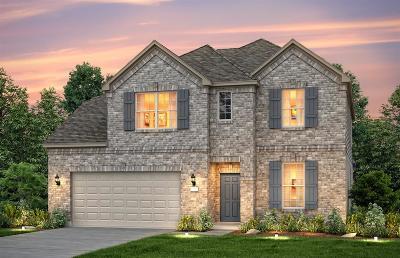 Katy Single Family Home For Sale: 5335 Baroness Lane