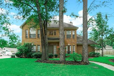 Conroe Single Family Home For Sale: 203 Pine Manor Drive
