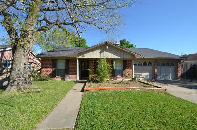 Houston Single Family Home For Sale: 11718 Sandstone Street