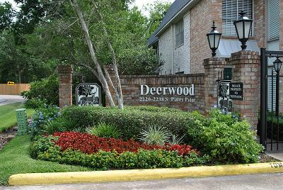 Houston Condo/Townhouse For Sale: 2226 S Piney Point #101