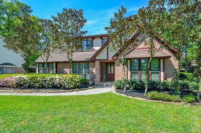 The Woodlands TX Single Family Home For Sale: $289,990