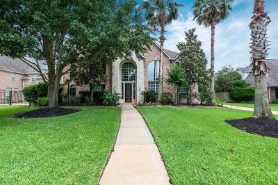 Galveston County, Harris County Single Family Home For Sale: 26619 Wedgewood Park