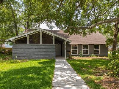 Dickinson Single Family Home For Sale: 3022 Sherwood Oak Street