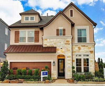 Houston Single Family Home For Sale: 11916 Wedemeyer Way