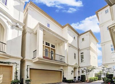 Eado Single Family Home For Sale: 3220 McKinney Street