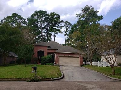 Montgomery Single Family Home For Sale: 3251 Willowbend Road