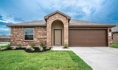 Rosenberg Single Family Home For Sale: 1826 Welsh Canyon Drive