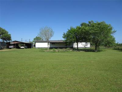 Lavaca County Single Family Home For Sale: 499 County Road 146